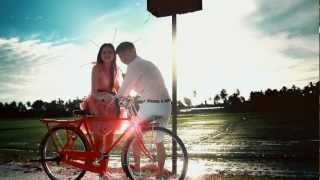 ANDY & SHANG LING MV -Cycle of Love(ride bicycle directly into the dinner scene)