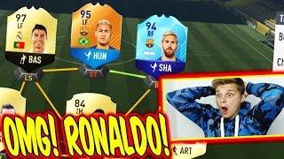 OMG! 97 IF RONALDO FUT DRAFT! 😝⛔️ FIFA 17 ULTIMATE TEAM (DEUTSCH) - FIFAGAMING