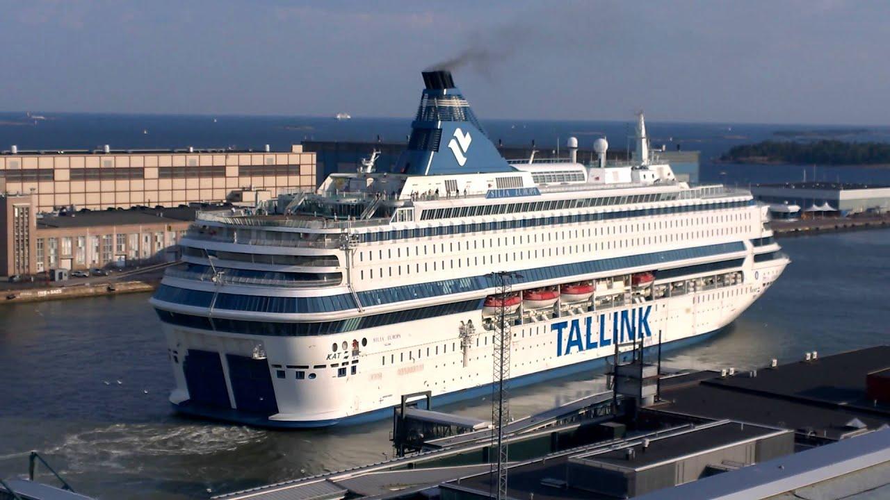 Tallink Europa Ravintolat