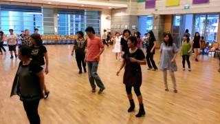 SIDEWAY SHUFFLE LINE DANCE