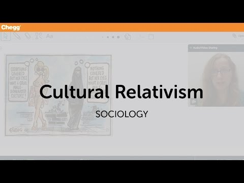 Cultural Relativism | Sociology | Chegg Tutors