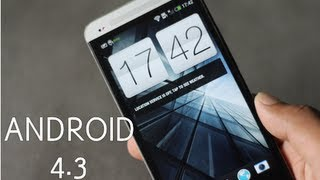 How to Install Android 4.3 (SENSE 5)  On HTC ONE
