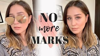How To Avoid Sunglasses Marks 🙅🏽‍♀️