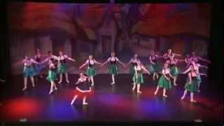 Beauty and the Beast - a short ballet