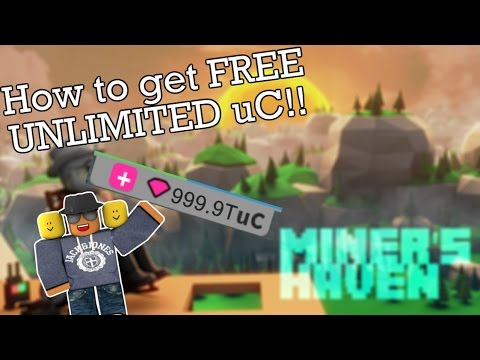 Miners Haven: FREE Unlimited uC bug