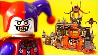 LEGO NEXO Knights 70323 Jestro's Volcano Lair