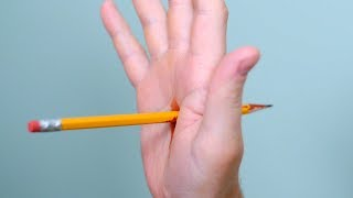 PENCIL IN HAND!