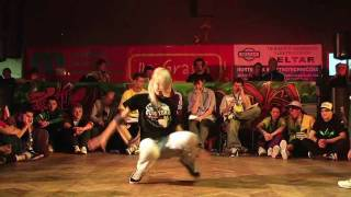 1 vs 1 - BGirl Madzia vs BBoy Karaś