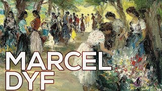 Marcel Dyf: A collection of 208 paintings (HD)