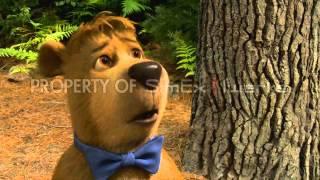 3D動感電影院新片-瑜珈熊的驚奇冒險