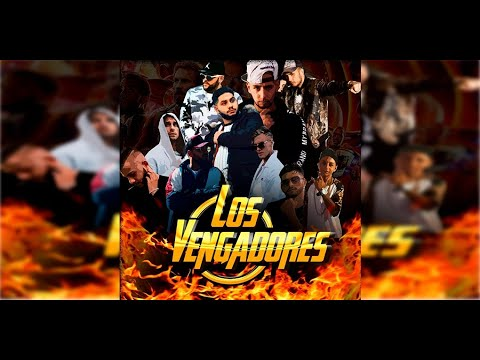 LOS VENGADORES (VIDEO LYRIC)