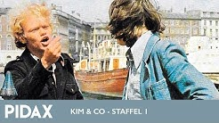 Pidax - Kim & Co., 1. Staffel (1974, TV-Serie)