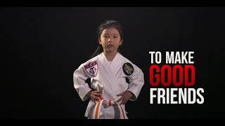 We Are ATA: Emillia   Bridgeport ATA Martial Arts