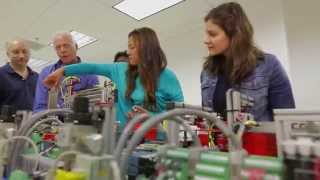 Advanced Manufacturing Training at MWCC Means Modern High-Tech Careers