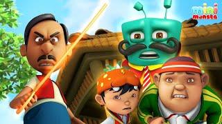 BoBoiBoy takut rotan?!! #BoBoiBoyS3   Episod 03