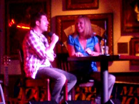 Hard Rock Cafe,Boston - Elliot Yamin Interview