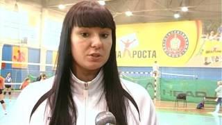 Юные волейболистки из Дмитрова продолжают радовать