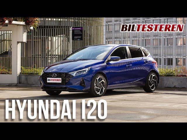 Helt ny Hyundai i20 (præsentation)