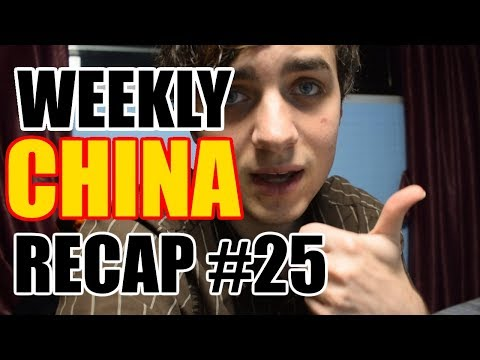 Weekly Au Pair Recap #25 of Shenzhen [China Aau Pair Vlog #50]