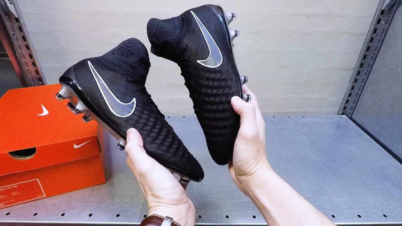 Nike Magista Obra - Tech Craft Pack   First Look & POV Unboxing - YouTube