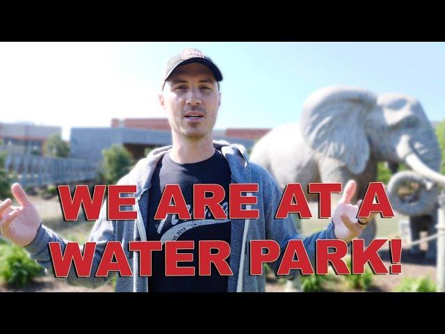 A Waterpark - Exhibit - Gun Range