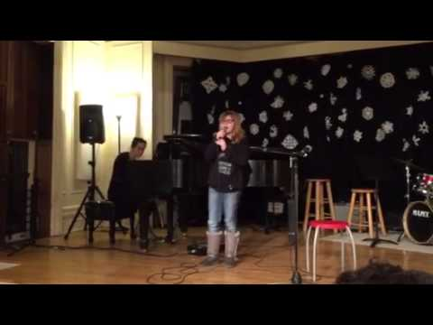 "Emma McGathy -""Gold""  Voice Recital at The Brooklyn Conservatory of Music"