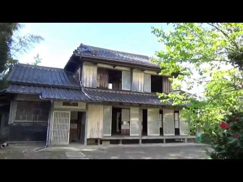 a traditional old japanese house in hirono-machi, fukushima prefecture.  for all creators.