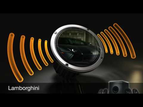 Lamborghini-Sound Effect
