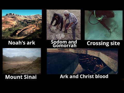 Mount Sinai in Arabia – Arkfiles net