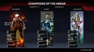 High Kill Apex Legends Carrying Randoms to Victory