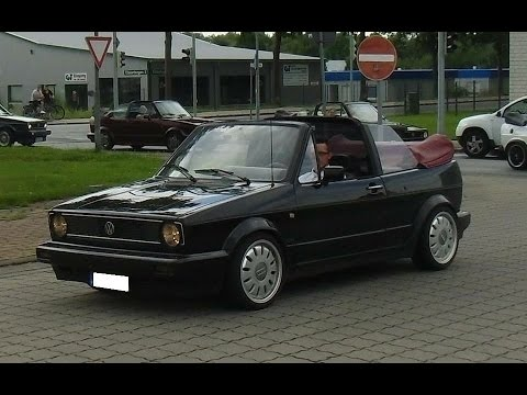 vw golf 1 cabrio vr6 mk1 vr6 youtube. Black Bedroom Furniture Sets. Home Design Ideas