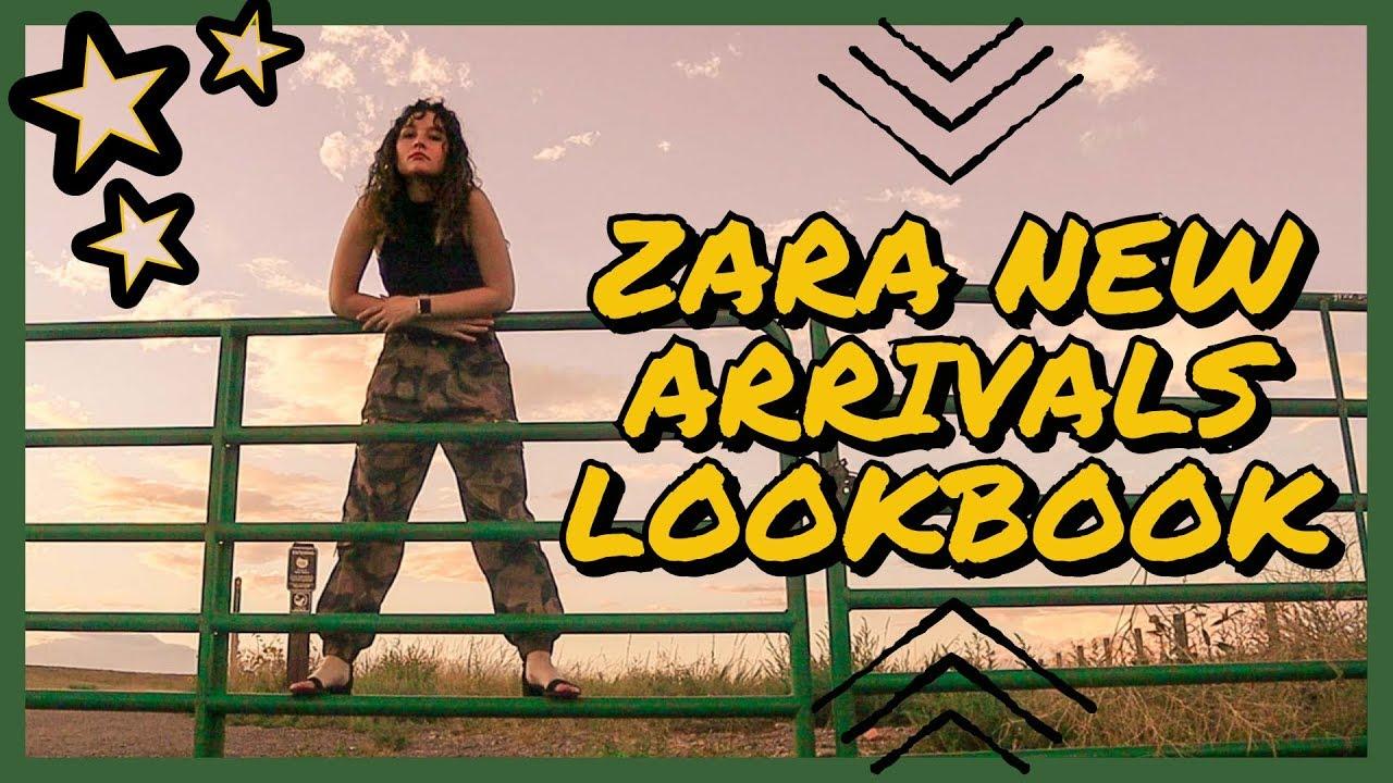 Sunset ZARA Fall Lookbook -New Outfits!-  || 2019 Keke Mae || 3
