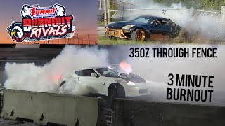 homepage tile video photo for DESTROYED MY CARS FOR BURNOUT RIVALS!