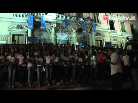 Sfilata Miss Italia a Montecatini Terme