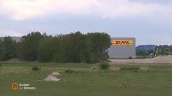 Corona Ausbruch in DHL Paketzentrum in Bremen