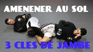 Download Video MMA - Amener au sol plus 3 CLÉS DE JAMBE MP3 3GP MP4