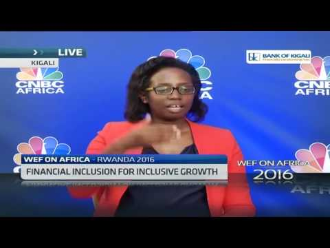 WEF Africa Debate: Role of technology in driving financial inclusion