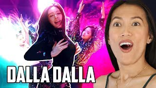 Itzy - Dalla Dalla Reaction | First Time Reaction To Sensational New Kpop Girl Group MV Debut!