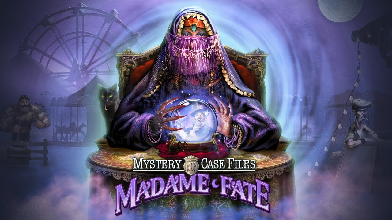 mystery case files madame fate youtube