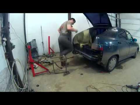 ВАЗ 12  ремонт кузова в Нижнем Новгороде. Auto Body Repair