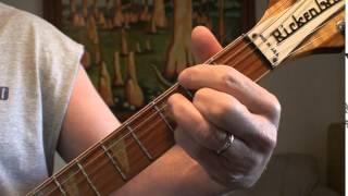 Guitar Lesson - R.E.M. - Driver 8