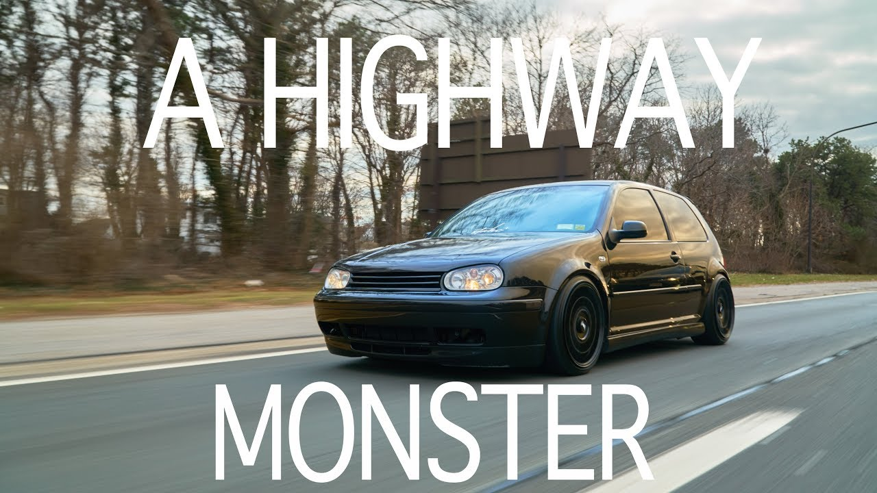 hight resolution of john s murdered out mk4 vw golf gti clean af