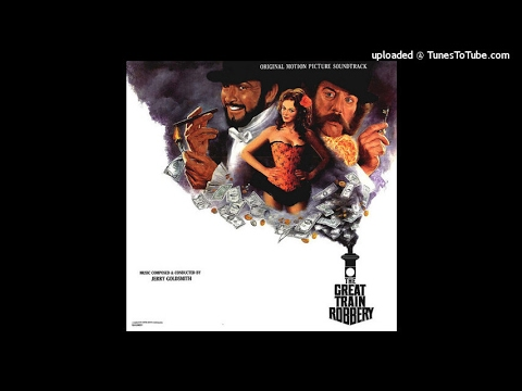 Jerry Goldsmith : The Great Train Robbery, Selections from the Original Film Soundtrack (1979)
