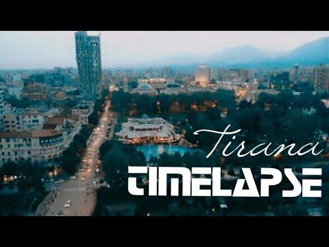 Tirana Timelapse