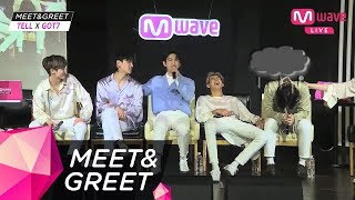 [MEET&GREET] [GOT7's solo carry 2] Legendary.