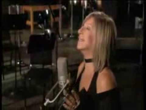 Barbra Streisand And Barry Gibb  Guilty Pleasures  In Studio 2005