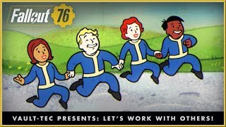 Fallout 76 - NEW Multiplayer Trailer Let's Work With Others! 2018 (PC, PS4 & XB1) HD