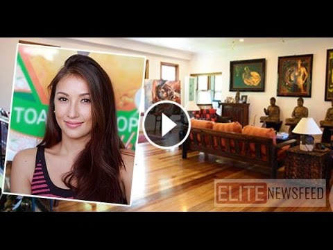 Solenn And Erwan Heussaff's Mansion In Makati