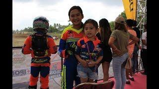 Sheva Ardiansyah 75 Nonton Kakak Sepupu Balap Motocross DANGER GIRL from indonesia