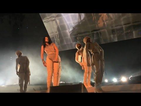 Rihanna  Birthday Cake  DVD The ANTI World Tour  HD